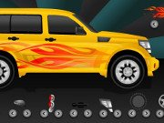 Dodge Nitro Tuning Game Online