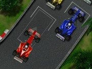 F1 Parking Game Online