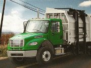 Garbage Truck Game Online
