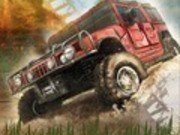 Jeep Race 3D Game