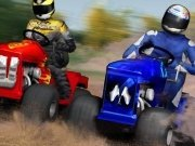 Lawnmower Racing 3D Game Online