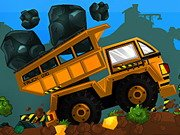 Mad Mine Truck Game Online