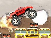 Monster Trucks Nitro Game Online