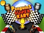 Penguins Super Carts Game Online