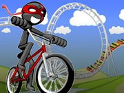 Stickman Stunts Game Online