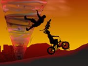 Twilight BMX Game Online