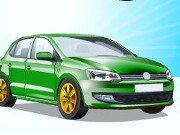 VW Golf Pimping Game Online